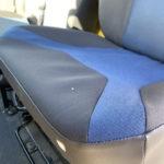 Tissu d'origine - Blue Gris