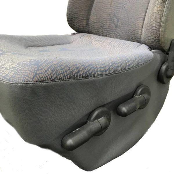 Housse d'assise pour Renault Master 2, Opel Movano, Renault Mascott et Nissan Interstar Tortella