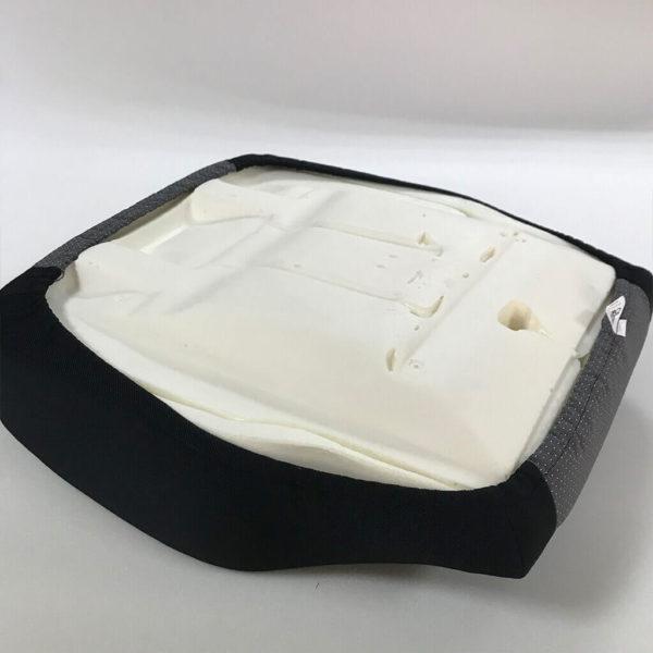 Assise complète de siège utilitaire Daily Iveco 2010 retournée