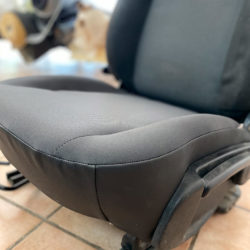 Housse d'assise gris Renault Master 3