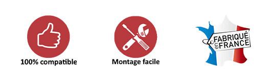 Image du badge de confiance